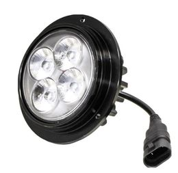 "LED-työvalo ajovaloumpioon 3.37"" 40W ""New Holland"""